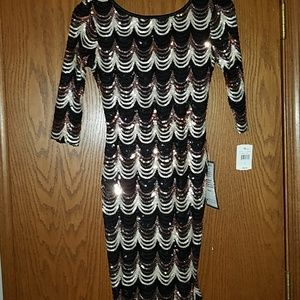NWT Sequin dress